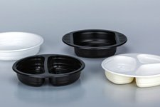 Round Multilayer Tray Range